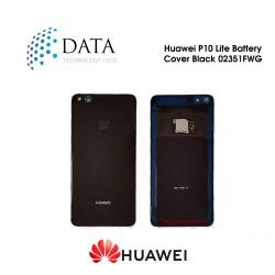 Huawei P10 Lite (VTR-L21A) Battery Cover Black 02351FWG