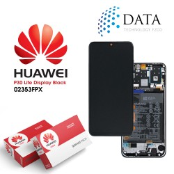 Huawei P30 Lite New Edition (MAR-L21BX) -LCD Display + Touch Screen + Battery Midnight Black 02353FPX OR 02352RMU OR 02353DQU