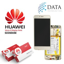 Huawei Honor 8 (FRD-L09, FRD-L19) -LCD Display + Touch Screen + Battery 02350USE