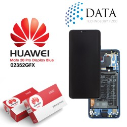 Huawei Mate 20 Pro (LYA-L09, LYA-L29, LYA-L0C) -LCD Display + Touch Screen + Battery Midnight Blue 02352GFX