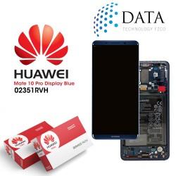 Huawei Mate 10 Pro (BLA-L09, BLA-L29) -LCD Display + Touch Screen + Battery Midnight Blue 02351RVH