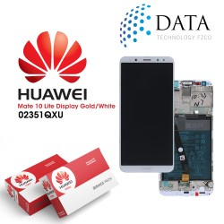 Huawei Mate 10 Lite (RNE-L01, RNE-L21) -LCD Display + Touch Screen + Battery Gold 02351QXU