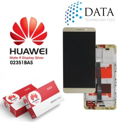 Huawei Mate 9 -LCD Display + Touch Screen + Battery White 02351BAS
