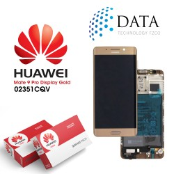 Huawei Mate 9 Pro -LCD Display + Touch Screen + Battery Gold 02351CQV