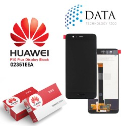 Huawei P10 Plus (VKY-L29) -LCD Display + Touch Screen Black 02351EEA