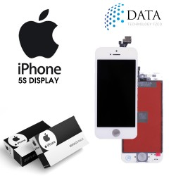 -LCD Display + Touch Screen White for iPhone 5S