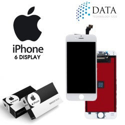 -LCD Display + Touch Screen White for iPhone 6