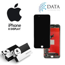 -LCD Display + Touch Screen Black for iPhone 8