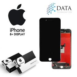-LCD Display + Touch Screen Black for iPhone 8+