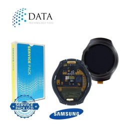 Samsung Galaxy Gear S2 (SM-R720) -LCD Display + Touch Screen Black GH97-18003A
