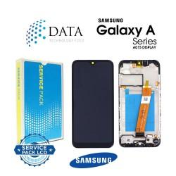 Samsung SM-A015 Galaxy A01 -LCD Display + Touch Screen Black - GH81-18209A