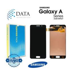 Samsung SM-A320 Galaxy A3 (2017) -LCD Display + Touch Screen - Black - GH97-19732A OR GH97-19753A