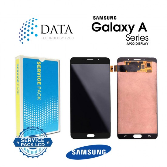 Samsung Galaxy A9 2015 (SM-A900F) -LCD Display + Touch Screen Gold GH97-18367A