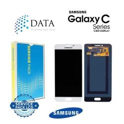 Samsung Galaxy C5 (SM-C500F) -LCD Display + Touch ScreenWhite GH97-19116D