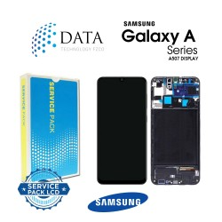 Samsung Galaxy A50S (SM-A507F) -LCD Display + Touch Screen Black GH82-21193A