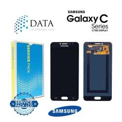 Samsung Galaxy C7 (SM-C700F) -LCD Display + Touch Screen Black GH97-19135B