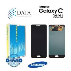 Samsung Galaxy C7 Pro (SM-C701F) -LCD Display + Touch Screen Black GH97-19135B