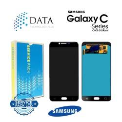 Samsung Galaxy C9 Pro (SM-C900F) -LCD Display + Touch Screen Black GH97-19624B