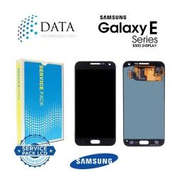 Samsung Galaxy E5 (SM-E500F) -LCD Display + Touch Screen Black GH97-17114A