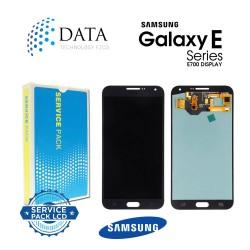 Samsung SM-E700 Galaxy E7 -LCD Display + Touch Screen - Black - GH97-17227C