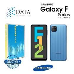 Samsung Galaxy SM-F127 ( F12 2021 ) LCD -LCD Display + Touch Screen  GH82-25043A