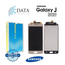Samsung SM-G570 Galaxy On5 / J5 Prime -LCD Display + Touch Screen - Gold - GH96-10324A OR GH96-10459B
