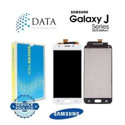 Samsung SM-G570 Galaxy On5 / J5 Prime -LCD Display + Touch Screen - White - GH96-10325B