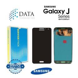 Samsung SM-G610 Galaxy On7 / J7 Prime -LCD Display + Touch Screen - Black - GH96-10458A OR GH96-10367A