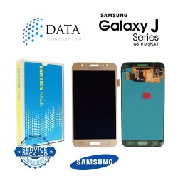 Samsung SM-G610 Galaxy On7 / J7 Prime -LCD Display + Touch Screen - Gold - GH96 -10290A