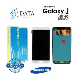 Samsung SM-G610 Galaxy On7 / J7 Prime -LCD Display + Touch Screen - White - GH96-10446A OR GH96-10300A