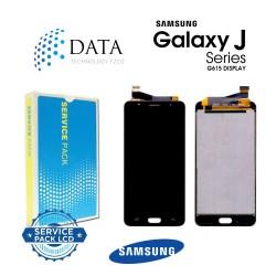 Samsung SM-G615 Galaxy J7 Max -LCD Display + Touch Screen - Black - GH96-10965B