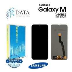 Samsung Galaxy M10 (SM-M105F) -LCD Display + Touch Screen Black GH82-18685A