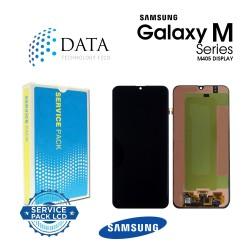Samsung Galaxy M40 (SM-M405F) -LCD Display + Touch Screen Black GH82-20476A