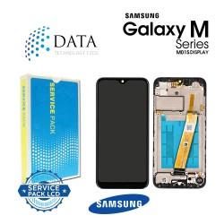 Samsung Galaxy M01 (SM-M015F) -LCD Display + Touch Screen Black GH81-19017A