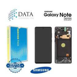 Samsung SM-N770 Galaxy Note 10 Lite -LCD Display + Touch Screen - Black - GH82-22055A OR GH82-22193A OR GH82-22194A