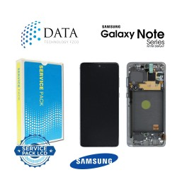 Samsung SM-N770 Galaxy Note 10 Lite -LCD Display + Touch Screen - Silver - GH82-22055B OR GH82-22193B OR GH82-22194B