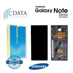 Samsung SM-N970 Galaxy Note 10 -LCD Display + Touch Screen - Aura Black - GH82-20818A