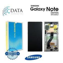 Samsung SM-N970 Galaxy Note 10 -LCD Display + Touch Screen - Aura White - GH82-20818B OR GH82-20817B