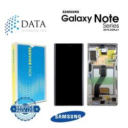 Samsung SM-N975 Galaxy Note 10+ / Note 10 Plus -LCD Display + Touch Screen - Aura White - GH82-20838B OR GH82-20900B
