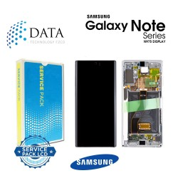 Samsung SM-N975 Galaxy Note 10+ / Note 10 Plus -LCD Display + Touch Screen - Aura Glow / Silver - GH82-20838C OR GH82-20900C