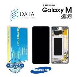 Samsung Galaxy M01s (SM-M017F) -LCD Display + Touch Screen Black