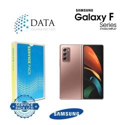 Samsung Galaxy Z Fold 2 LCD -LCD Display + Touch Screen Black