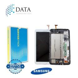 Samsung Galaxy Tab 3 7.0 Wifi (SM-T210) -LCD Display + Touch Screen White GH97-14754A