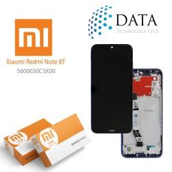 Xiaomi Redmi Note 8T -LCD Display + Touch Screen starscape Blue 5600030C3X00