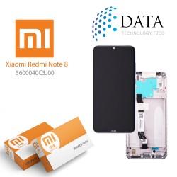 Xiaomi Redmi Note 8 (M1908C3JG) -LCD Display + Touch Screen moonlight White 5600040C3J00