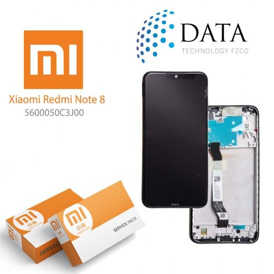 Xiaomi Redmi Note 8 (M1908C3JG) -LCD Display + Touch Screen space Black 5600050C3J00
