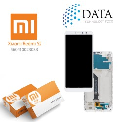 Xiaomi Redmi S2 (Redmi Y2) -LCD Display + Touch Screen White (Service Pack) 560410023033