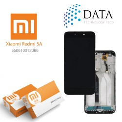 Xiaomi Redmi Note 5 -LCD Display + Touch Screen (Service Pack) Black 560610027033
