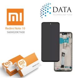 Xiaomi Redmi Note10 Pro -LCD Display + Touch Screen Tarnish 56000200K600