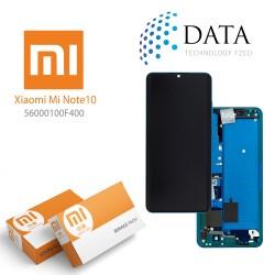Xiaomi Mi Note 10 (M1910F4G) Mi Note 10 Pro (M1910F4S) -LCD Display + Touch Screen Aurora Green 56000100F400